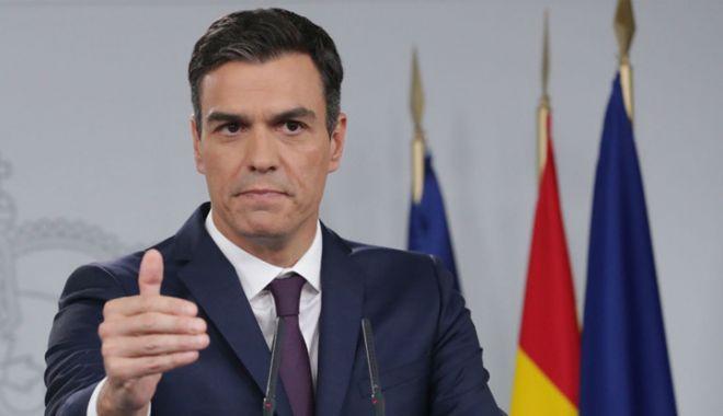 Foto: Premierul Spaniei renunţă să facă din mausoleul lui Franco un loc de reconciliere