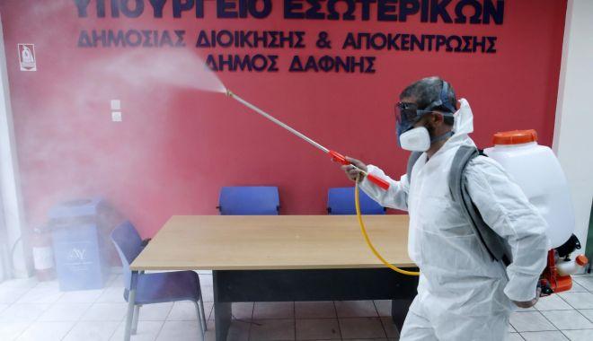 Foto: Premierul elen a ordonat închiderea plajelor