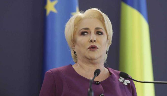 Foto: Premierul Dăncilă cere structurilor de siguranță națională informații privind criza din energie