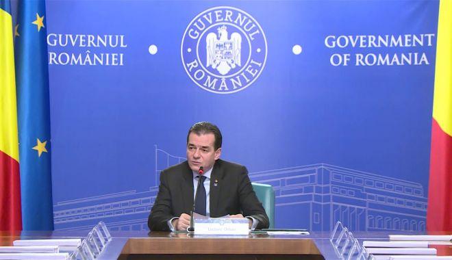 Ludovic Orban a anunțat că se va solicita prelungirea stării de alertă - premierulludovicorban-1592126844.jpg