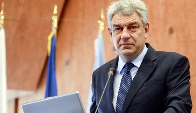 """Foto: Premierul Mihai Tudose: """"Nu există nicio problemă la plata pensiilor"""""""