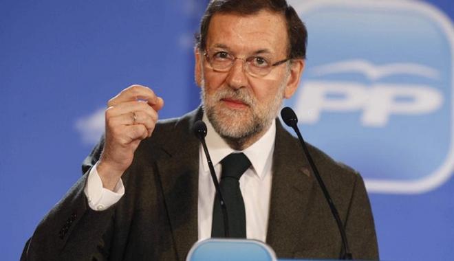 Foto: Premierul spaniol Mariano Rajoy ameninţă că va suspenda autonomia Cataloniei