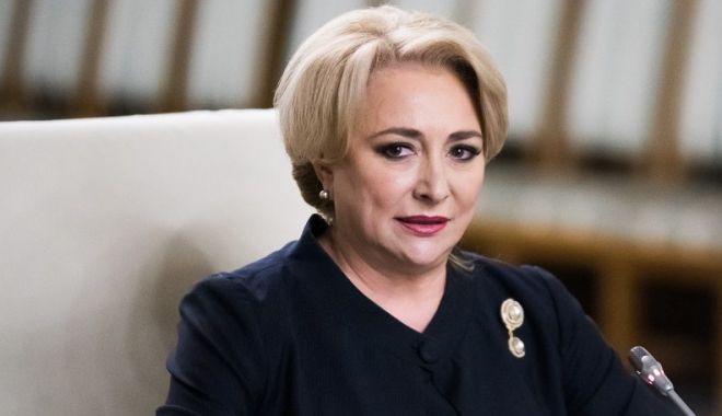 Foto: Viorica Dăncilă: Nu am încă un răspuns de la preşedinte în privinţa nominalizărilor de miniştri