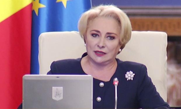 Foto: Premierul Viorica Dăncilă dă startul ajutoarelor de stat pentru reindustrializare a țării