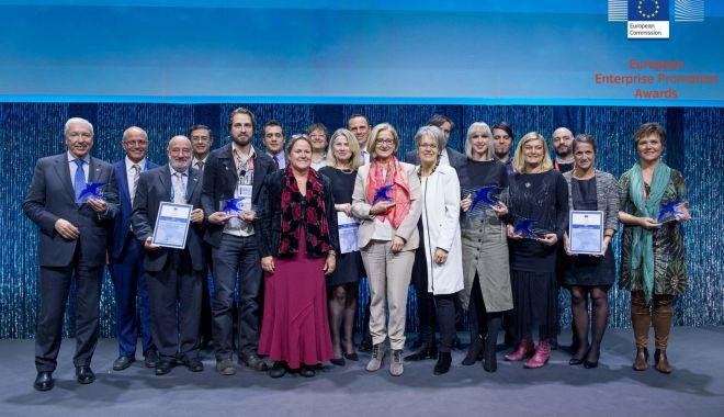 Foto: Premiile pentru promovarea întreprinderilor europene