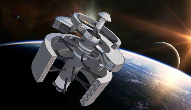 """Foto: Liceul Teoretic """"Traian"""" a câştigat premiul I la Concursul de proiecte internaţionale NASA"""