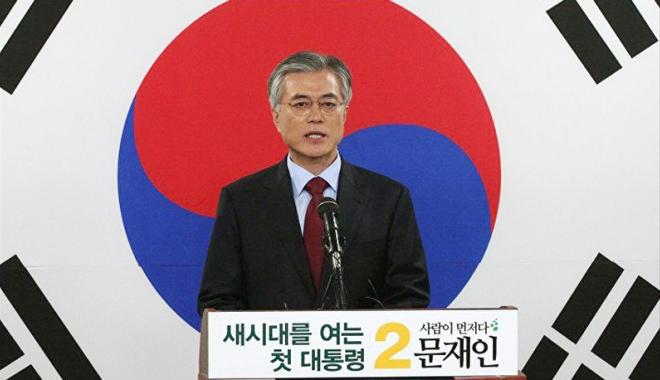 Foto: Președintele sud-coreean  se pronunță pentru  o cooperare intensificată cu NATO