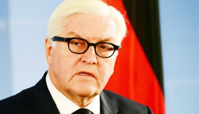 Foto: Președintele Steinmeier a început consultările cu partidele