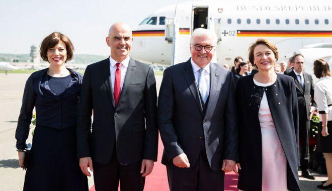 Foto: Preşedintele Germaniei face apel la apărarea tradiţiilor democratice ale Europei