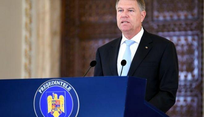 Foto: Preşedintele Iohannis va contesta la CCR Codurile penale
