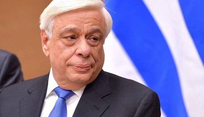 Foto: Preşedintele Greciei dizolvă parlamentul şi convoacă alegeri anticipate