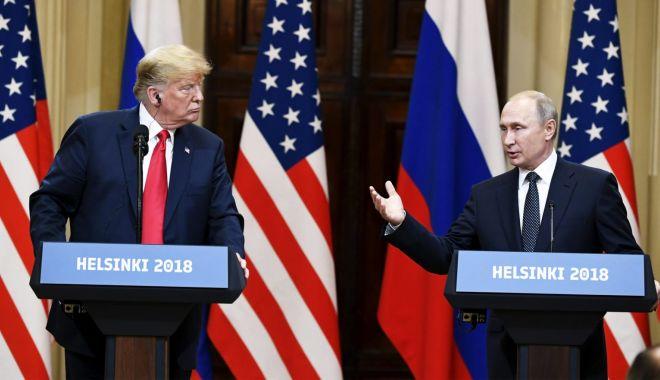 """Foto: Preşedintele Vladimir Putin: """"Relaţiile dintre SUA şi Rusia se înrăutăţesc!"""""""