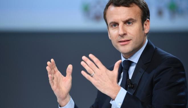 Foto: Președintele Franței, cădere liberă în sondaje