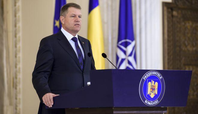 """Președintele Iohannis a respins bugetul pe 2019. """"Este bugetul rușinii naționale"""" - presedinteleiohannis-1550847298.jpg"""
