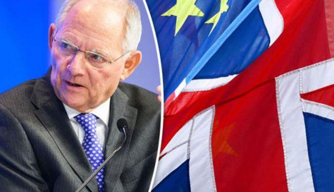 Foto: Preşedintele Parlamentului german speră că Marea Britanie se va răzgândi în privinţa Brexitului