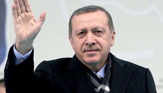 Foto: Președintele turc, invitat la un Summit UE în martie
