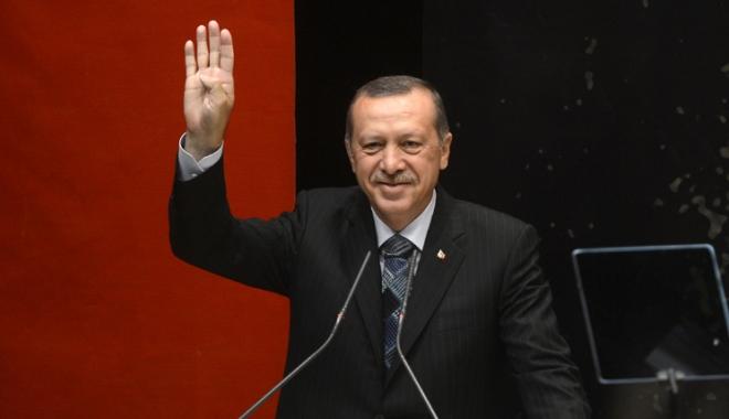 Foto: Preşedintele turc Recep Tayyip Erdogan, vizită oficială în Iran
