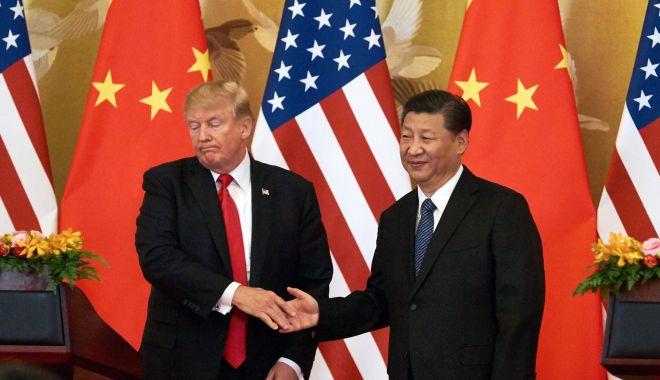 Foto: Preşedinţii american şi chinez, întrevedere la sfârşitul lunii februarie