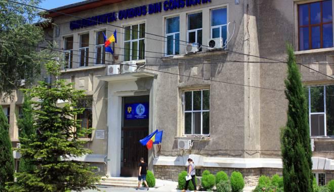 """Foto: Prestigioşi matematicieni români şi turci se întâlnesc la Universitatea """"Ovidius"""""""