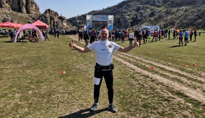 Fostul jandarm Marian Presură, reprezentantul veteranilor în Maratonul Argonauților - presurajandarmi1-1618237827.jpg