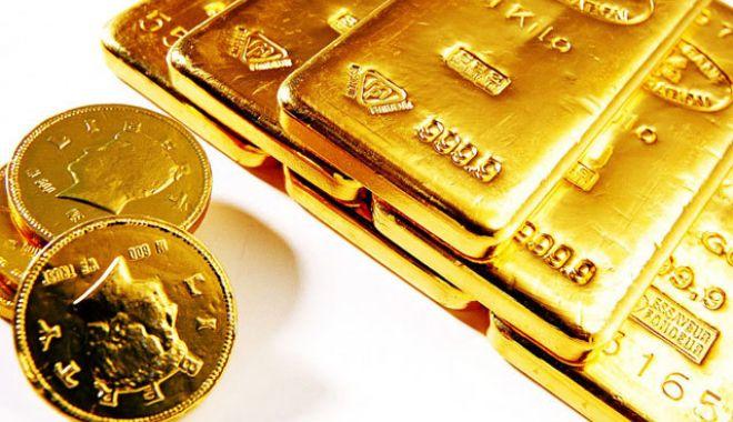 Prețul aurului a scăzut cu 0,77% - pretulaurului1407-1618314219.jpg