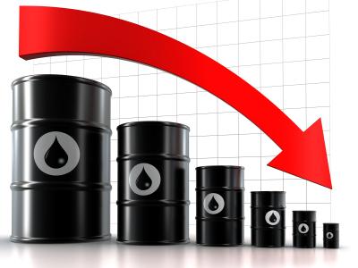 Foto: Prețul petrolului a coborât la 52,80 dolari pe baril