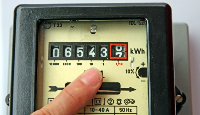 Foto: Preţul energiei electrice creşte de la 1 ianuarie 2018
