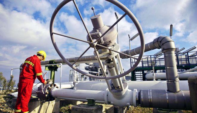 Foto: Prețul maxim de vânzare a gazelor din producția internă va fi redus la 55 lei/Mwh