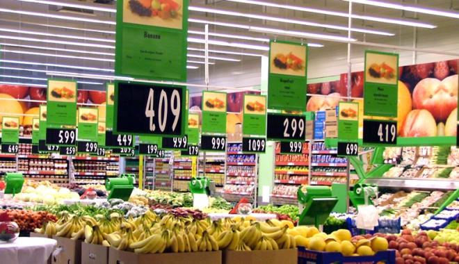 Foto: Preţurile au crescut în medie cu 1,2% faţă de anul trecut