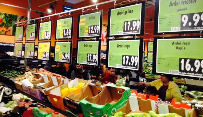 Foto: Preţurile au crescut cu 0,2% în februarie 2017