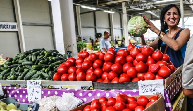 Foto: Preţurile au crescut cu 0,6%