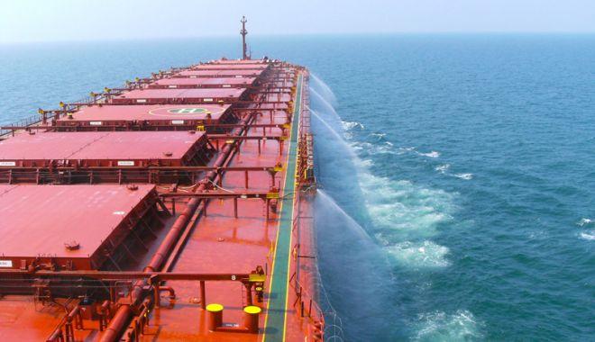Foto: Previziuni privind evoluția shipping-ului internațional în 2019