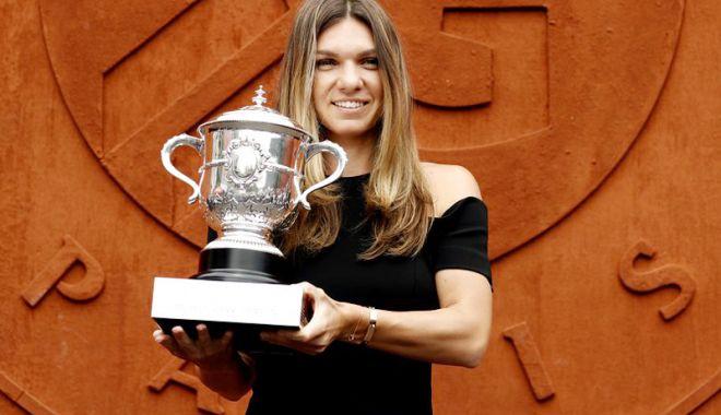 Foto: Prezenţa Simonei Halep la Bucharest Open, sub semnul întrebării