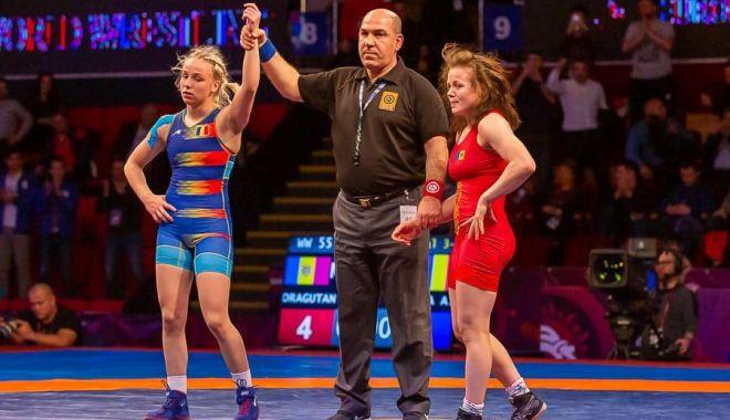 Luptătoarea Andreea Ana, medaliată cu bronz la Europenele de seniori - prima-1555090592.jpg