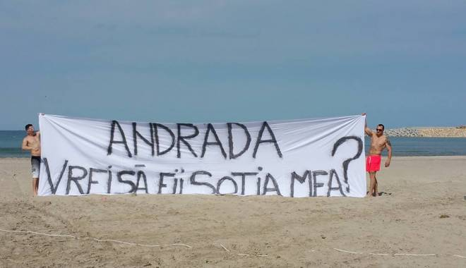 Foto: Cine este Andrada? - Galerie foto