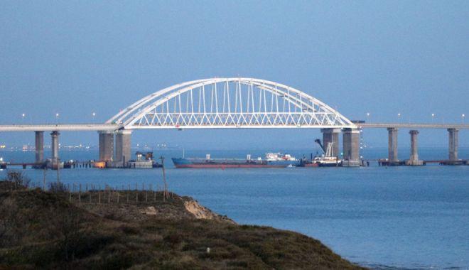Foto: Prima reacţie a MAE, pe fondul conflictului ruso-ucrainean  din Marea Neagră