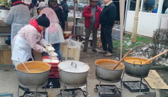 Foto: Ce pregăteşte Primăria Constanţa pentru pensionari de 1 Decembrie