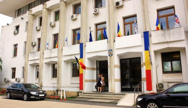 Foto: Primăria Constanţa lansează noul site al instituţiei