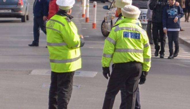 Foto: Primăria Constanţa angajează zeci de poliţişti locali