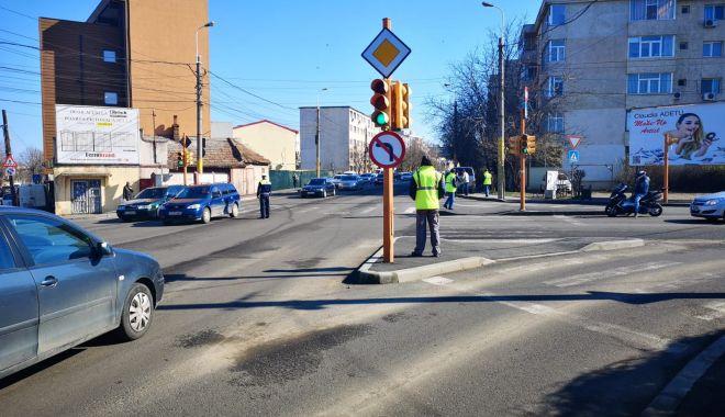 Foto: Primăria Constanța a decis schimbări în trafic