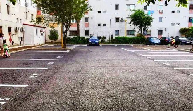 Primăria Constanța a amenajat o nouă parcare în locul garajelor demolate - primariaconstanta-1561057847.jpg