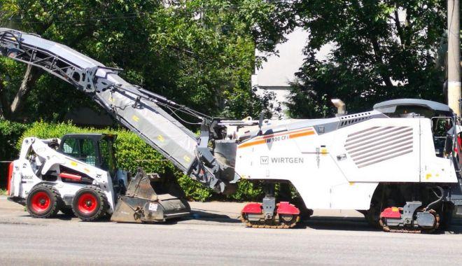 Foto: Primăria Constanța a demarat diverse lucrări de reabilitare, în mai multe zone