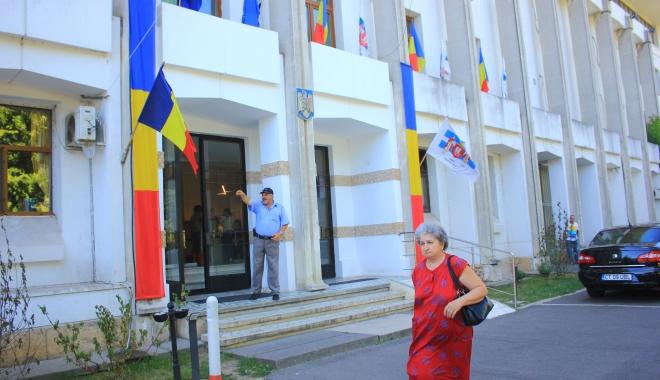 Foto: Primăria Constanţa. Se mută Serviciul Transport Local
