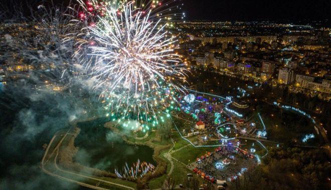 """Foto: Primăria Constanța așteaptă oferte pentru """"Festivalul Iernii 2018"""""""