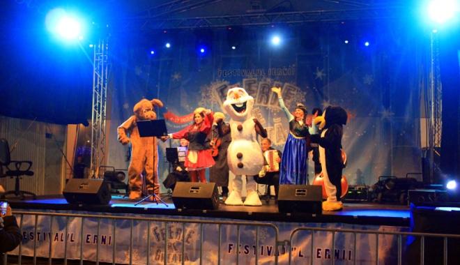 Foto: Primarul Făgădău pregăteşte Constanţa de iarnă. Cum va arăta Orăşelul Copiilor