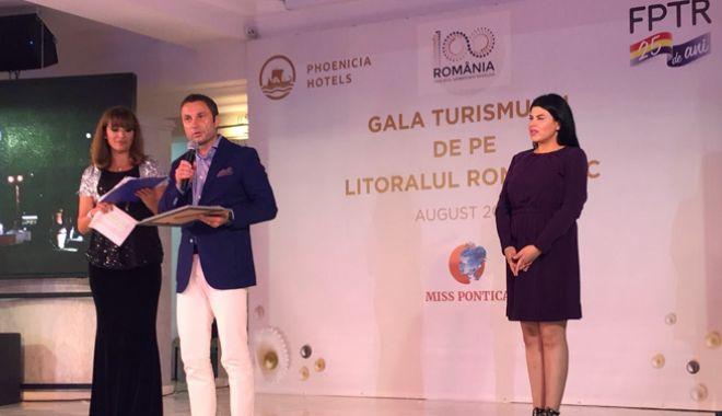 Foto: Primăria Mangalia, premiată la Gala Turismului Românesc