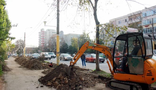 Foto: Primăria Năvodari extinde reţeaua de gaze din oraş