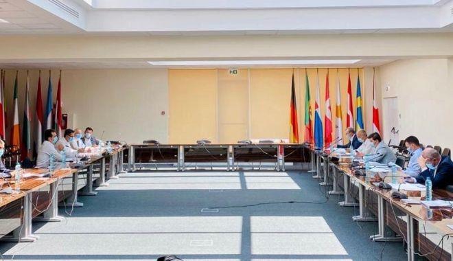 Primarul Decebal Făgădău, întâlnire de lucru cu ministrul Fondurilor Europene - primaruldecebalfagadau-1595528755.jpg