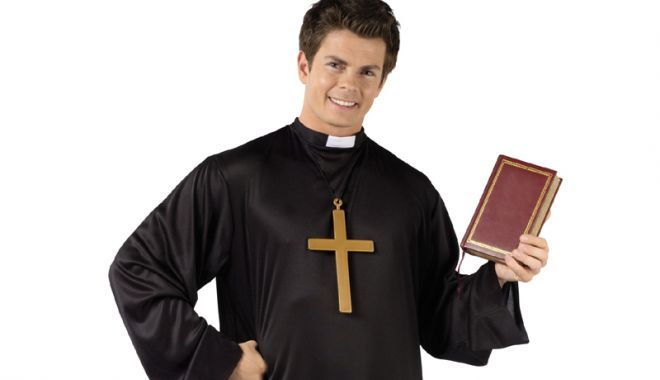 Foto: Prima zi de preoţie, varianta 2018