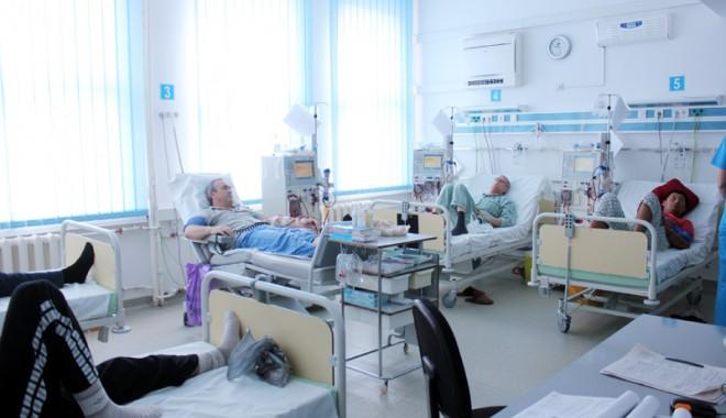 Foto: Spitalul Judeţean Constanţa a primit 9 de milioane de la Casa Judeţeană de Asigurări